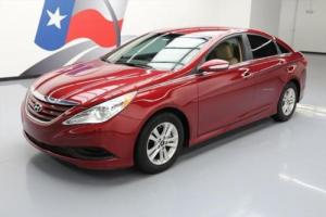 2014 Hyundai Sonata GLS  HTD SEATS REAR CAM ALLOYS