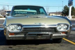 1963 Ford Thunderbird LANDUA