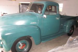1952 Chevrolet Other 3100