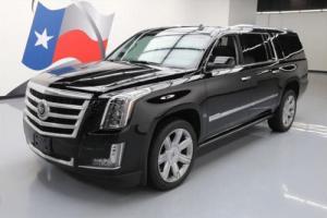 2015 Cadillac Escalade PREMIUM SUNROOF NAV DVD HUD