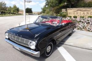 1963 Ford Falcon FUTURA Photo