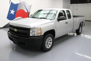 2010 Chevrolet Silverado 1500 EXT 4X4 5.3L V8 LONG BED