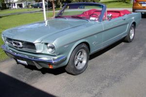 1965 Ford Mustang convertable