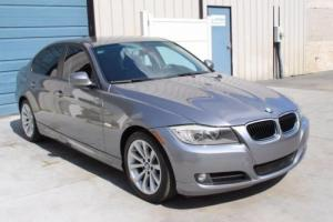 2011 BMW 3-Series 328i Automatic 3.0L Sedan 28 mpg