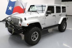 2012 Jeep Wrangler UNLTD RUBICON 4X4 LIFT NAV 35'S