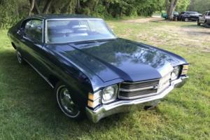 1971 Chevrolet Chevelle Chevelle Malibu
