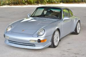 1995 Porsche 911 993 Coupe Manual RS
