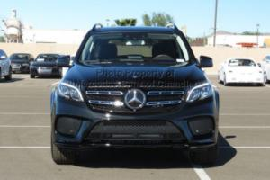 2017 Mercedes-Benz GLS GLS 550 4MATIC SUV