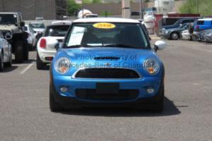 2008 Mini Cooper 2dr Coupe S
