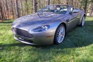 2009 Aston Martin Vantage Roadster