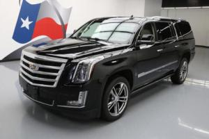 2015 Cadillac Escalade ESV PREM SUNROOF NAV DVD HUD