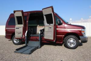 2009 Ford E-Series Van WheelChair