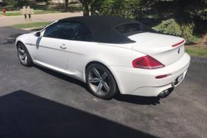 2008 BMW M6 E64