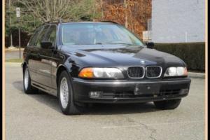 1999 BMW 5-Series 540iAt Sport Wagon