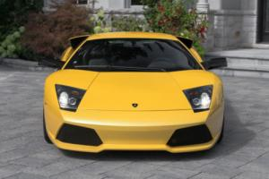2008 Lamborghini Murcielago Super Rare 6 Speed Manual