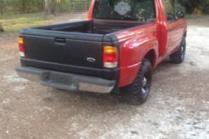 1999 Ford Ranger step side