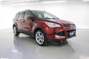 2016 Ford Escape Titanium Photo