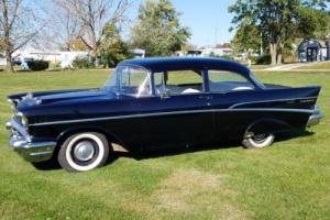 1957 Chevrolet Bel Air/150/210 150/210  2 Door Coupe