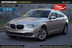 2013 BMW 5-Series 535i Gran Turismo Photo