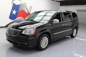 2013 Chrysler Town & Country LTD SUNROOF NAV DVD