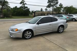 2002 Pontiac Grand Am 2dr Coupe GT1