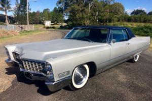 1967 Cadillac Coupe Deville - (Muscle Car, Classic, Caddy, Chevrolet, Rat Rod) Photo