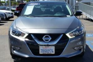2016 Nissan Maxima 4dr Sedan 3.5 Platinum