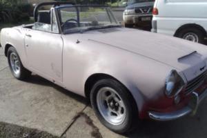 datsun 1500 fairlady 1964 roadster sp310 1600 5 spd suit 240z 260z mg nissan