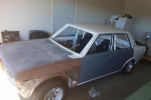 Datsun 1600 Rolling Shell Racecar Photo