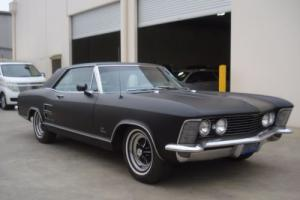1963 Buick Riviera Coupe Photo