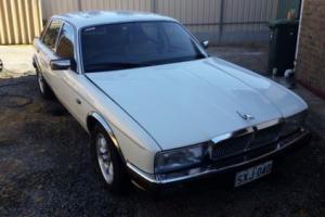 XJ40 Jaguar Sovereign 1988