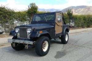 1980 Jeep CJ CJ-7