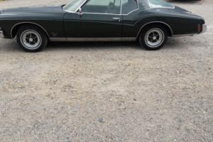 1973 Buick Riviera Stage I