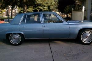 1978 Cadillac DeVille
