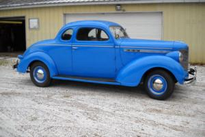 1938 Chrysler Other business mans coupe