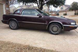 1989 Chrysler TC by Maserati for Sale