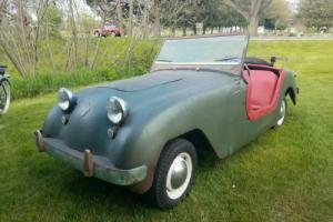 1950 CROSLEY G80 HOT SHOT Photo