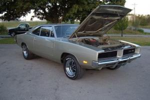 1969 Dodge Charger R/T Photo