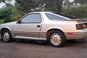 1986 Dodge Daytona Photo