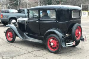 1931 Ford Model A Sedan Photo