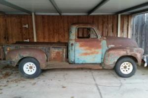1949 GMC Pickup 100
