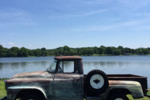 1957 International Harvester A120 A120