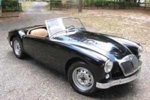 1955 MG MGA