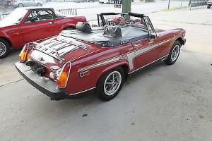 1979 MG Midget MK IV Photo
