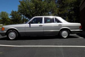 1989 Mercedes-Benz 420 Series SEL