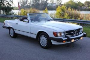 1988 Mercedes-Benz 500-Series 560 SL 2dr Convertible