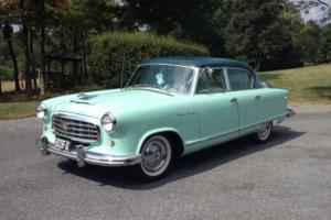 1955 Nash Rambler Custom Photo