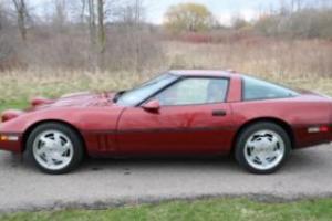 1988 Chevrolet Corvette Photo