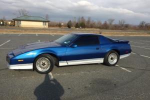 1989 Pontiac Trans Am Photo