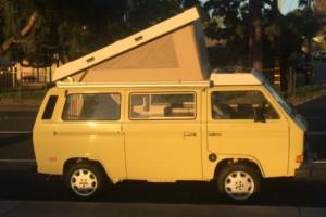 1985 Volkswagen Bus/Vanagon Photo